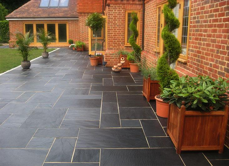 Backyard Patio Tiles : Are You Laying Tiles Outside? Here is a general overview which may